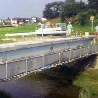 橋梁解体画像